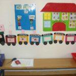 PROPUESTA DE ORGANIZACIÓN DIARIA DEL TIEMPO EN UNA CLASE DE EDUCACIÓN INFANTIL