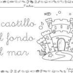 Dibujo de castillo 5 para colorear