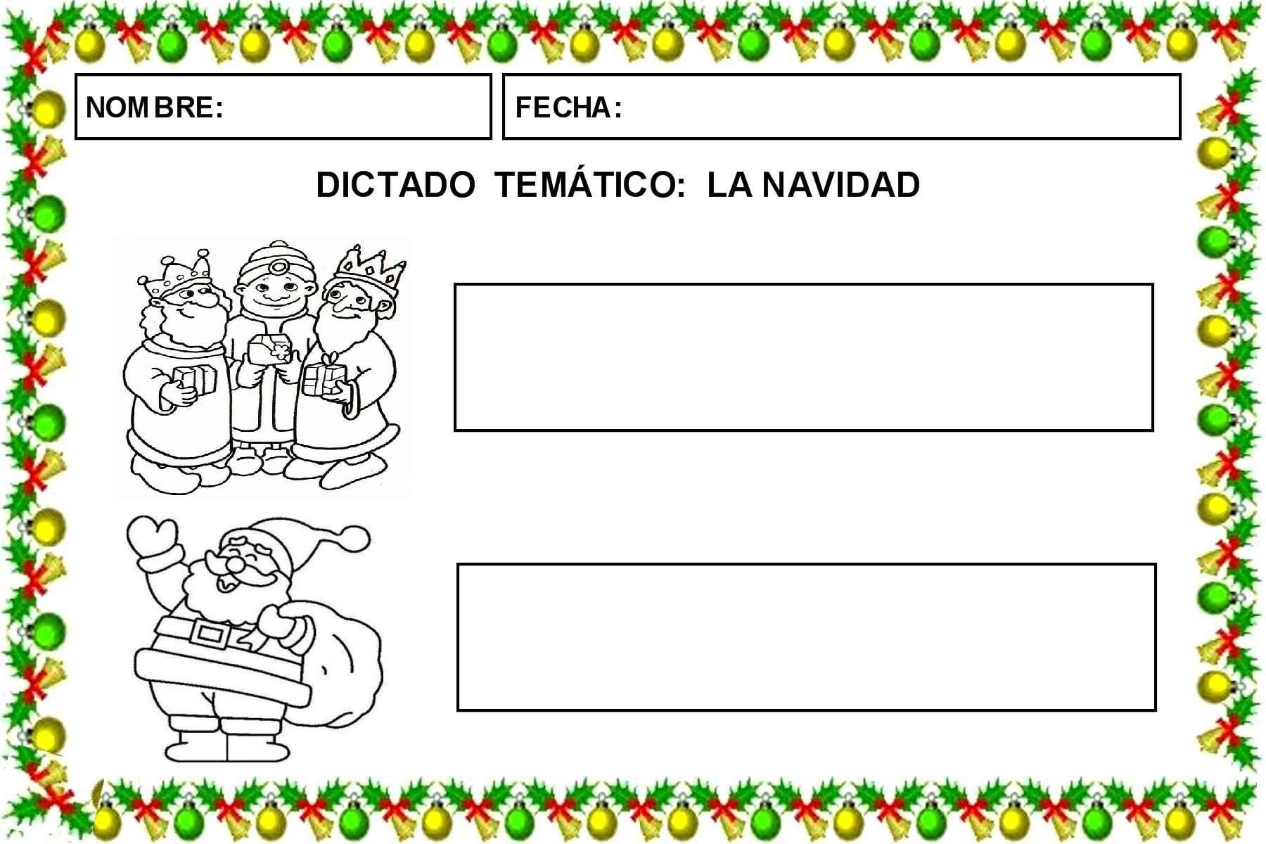 Dorable Hojas De Actividades De Navidad Ks1 Foto - Enmarcado Para ...