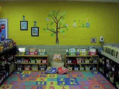 Diferentes Propuestas Para Organizar La Biblioteca De Aula De Infantil Cep Telde
