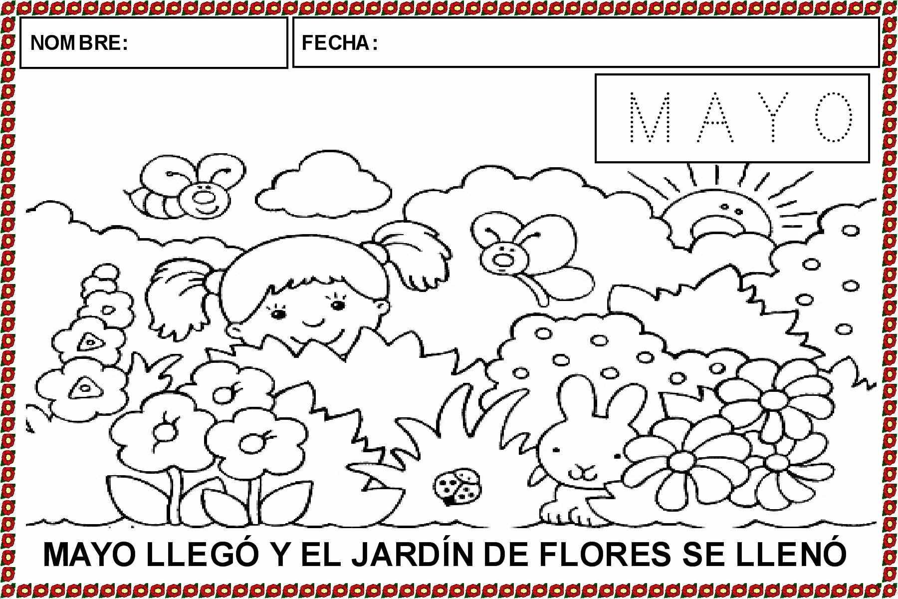 Bibliotecadonalvaro refranes de primavera para leer for Actividades para jardin infantil