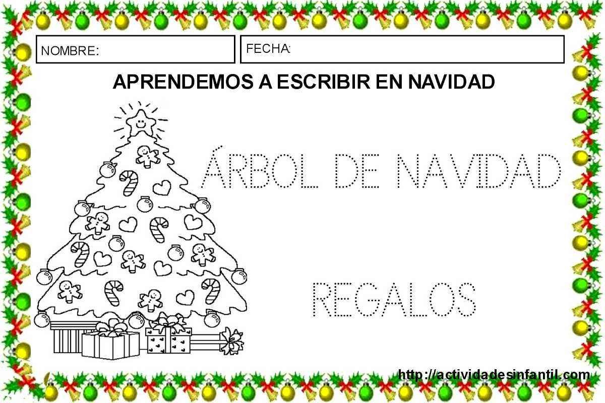 Trabajos De Navidad Para Ninos Decoracin Del Hogar Prosalocom