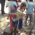 Fases de la evolución motriz de los niños en edad infantil