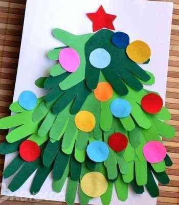 2013 diciembre 11 actividades infantil for Arbol navidad infantil