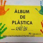 Tapas para el álbum de plástica