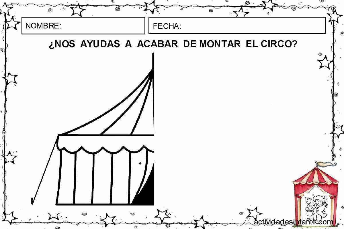 Circ i simetria actividades