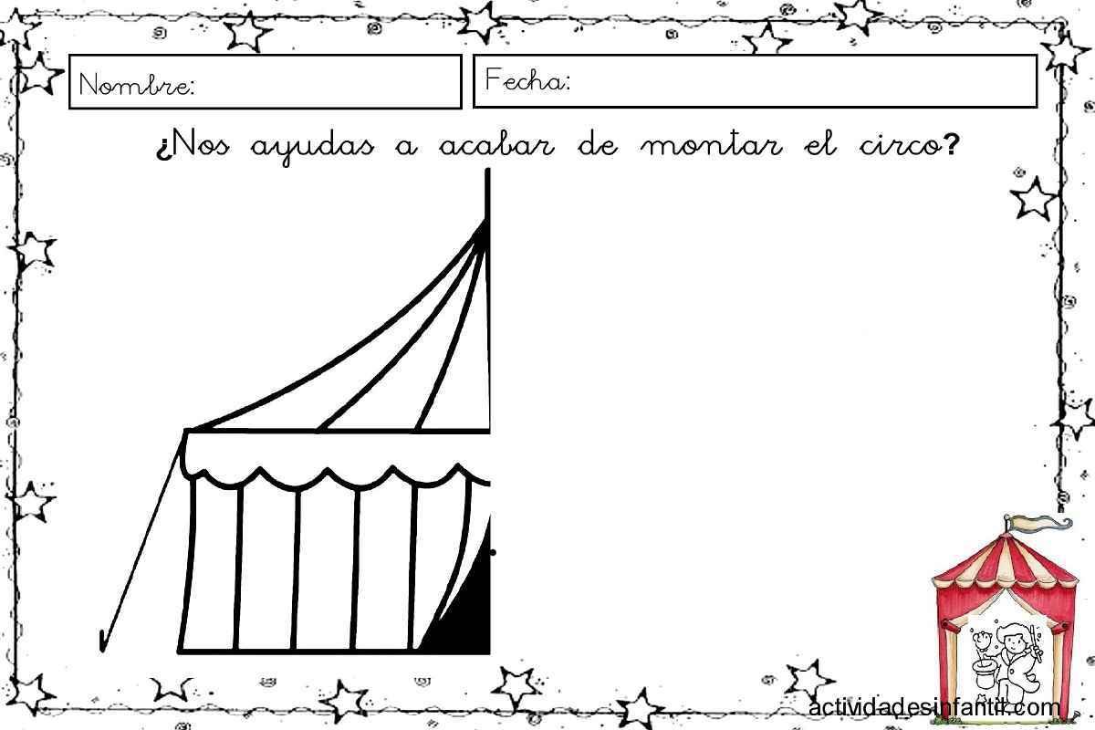 Circ i simetriaminuscula actividades