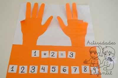 Hagamos de las matemáticas una clase divertida: Los guantes mágicos
