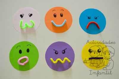 Un juego para la educación emocional: Las caras sorprendentes