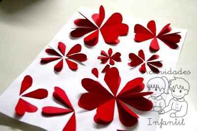 cmo hacer flores en relieve para decorar vuestra aula actividades infantil