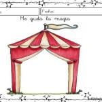 Dossier de trabajo: El circo de los magos (cuarta entrega)