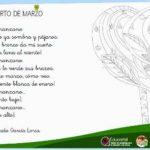 Poema para el mes de Marzo