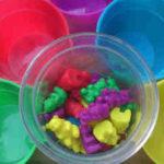 Aprendemos los colores con un juego de ositos
