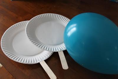 Como Preparar Un Juego De Ping Pong Con Material Reciclado Para Los