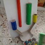 Una divertida manera de aprender los colores con una máquina muy especial