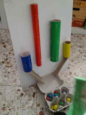 Máquina de colores