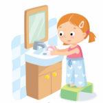 Orientaciones y consejos para trabajar los hábitos de higiene con los más peques