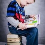 """Consejos para hacer de nuestros peques unos """"grandes"""" lectores"""