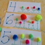 Una suave manera de aprender los números