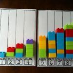Cómo introducir a los peques en la numeración ordinal y en el concepto de gráfica