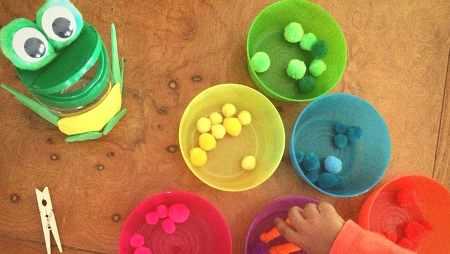 Una Simpatica Actividad Para Aprender Matematicas La Ranita Come