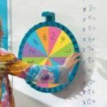 Una entretenida manera de aprender las tablas de multiplicar