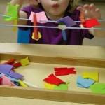 Reforzamos la psicomotricidad fina al estilo Montessori