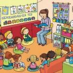 Nuevas imágenes para decorar los rincones del aula
