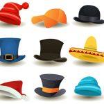 Los detectives de los sombreros