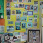Un pequeño museo en clase