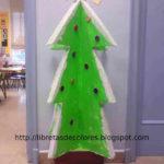 Un árbol de Navidad con aroma a café