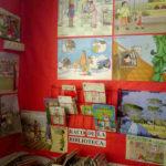 La biblioteca de aula de la clase de infantil