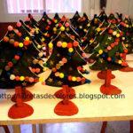 Un árbol muy navideño