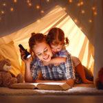 Los beneficios de la lectura en voz alta para los peques