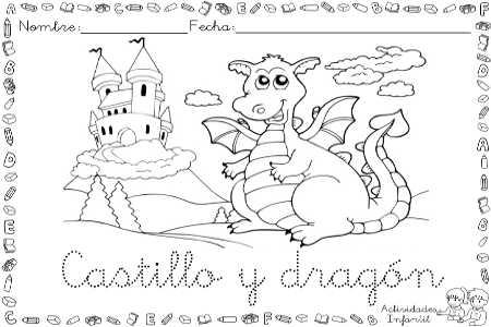 CastilloYDragonMinusculasMini