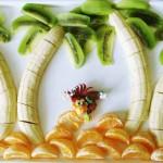 Una jungla de fruta