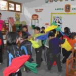 Propuesta de actividades para el conocimiento y desarrollo del esquema corporal