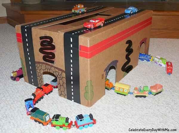 garage reciclado