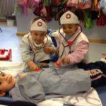 Primeros auxílios. Cómo actuar en caso de accidente infantil: heridas y hemorragias