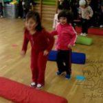 Etapas en el desarrollo corporal de los niños