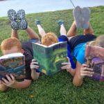 Cómo desarrollar el hábito lector en los niños