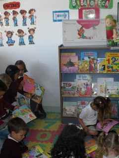 biblioteca de aula 2