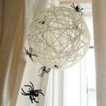 Nidos de arañas para Halloween