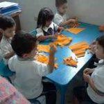 Actividades preparatorias para el aprendizaje de la escritura
