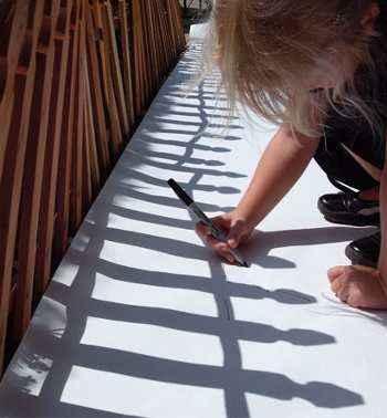 grafomotricidad con sombras