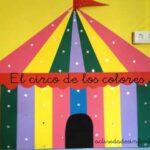 PROGRAMACIÓN DIDÁCTICA: EL CIRCO DE COLORES