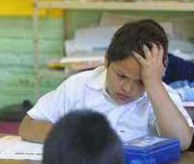 ansiedad ante examen