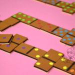 Cómo hacer tu propio juego de dominó blandito