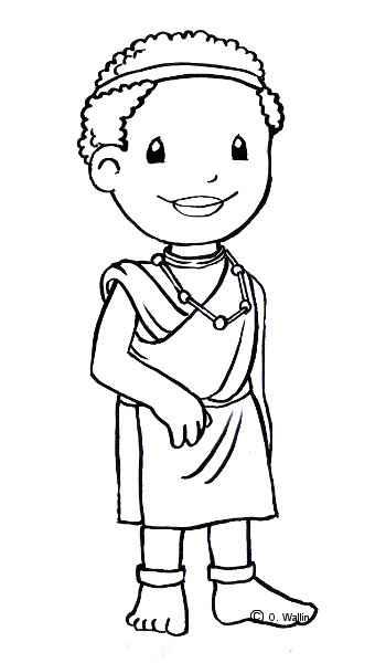 Dibujos De Niños De Diferentes Culturas Del Mundo Para