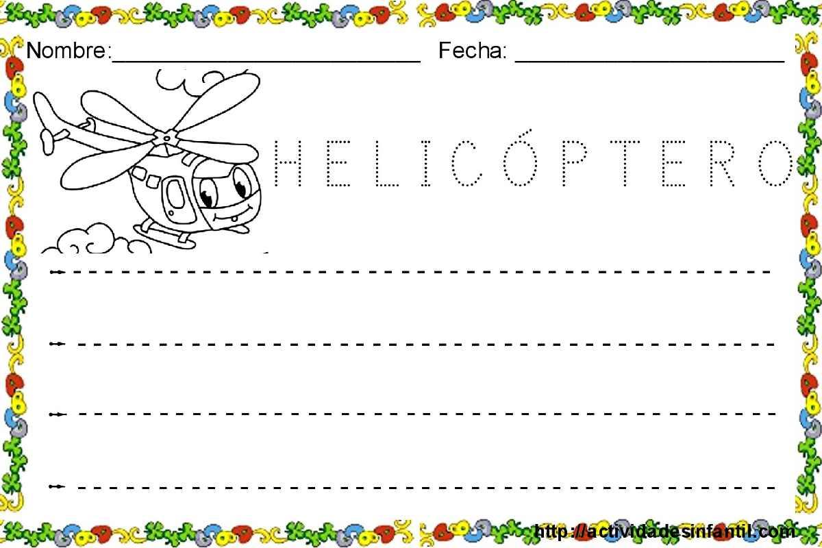 Trazo horizontal helicoptero1
